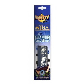 Betisoare parfumate Juicy Jays - Black N Blueberry (20)