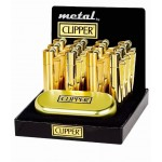 Bricheta Clipper - Gold Metal with Gift Box
