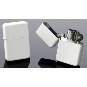 Bricheta metalica benzina - Gentelo (White)