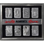 Bricheta metalica benzina - Angel 18
