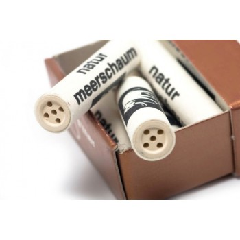 Filtre pentru pipa Meerschaum - White Elephant 9 mm x 40 mm (40)