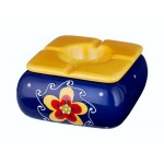 Scrumiera din ceramica - Angel Colored 402340 (12 cm)