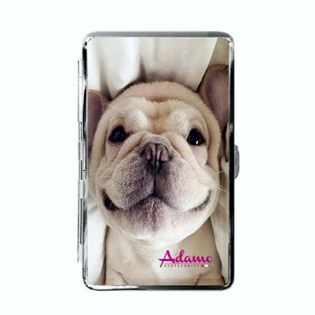 Tabachera piele ecologica - Adamo Puppies 100s Long
