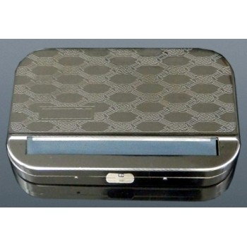 Aparat rulat foite (Roller BOX Automatic) Metalic - Dora (110 mm Long)