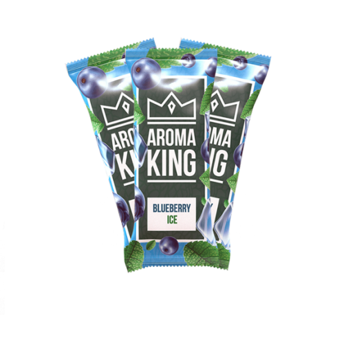 Card aromat Aroma King - BLUEBERRY ICE