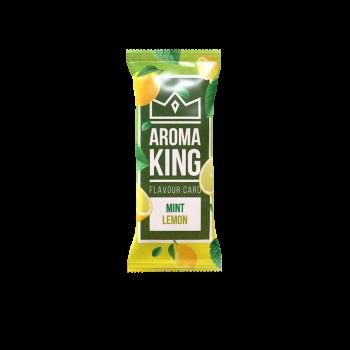 Card aromat Aroma King - MINT LEMON