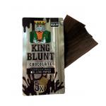 Foite din tutun pentru rulat - King BLUNT Chocolate (5)