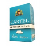 Filtre rulat Cartel - 6 mm Slim (240)