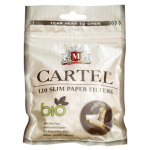 Filtre rulat Cartel - 6 mm Slim BIO (120)