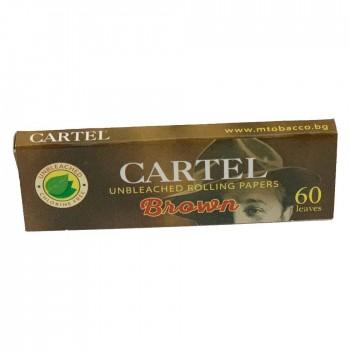 Foite rulat Cartel - Brown (60)