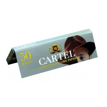 Foite rulat Cartel - Silver (50)