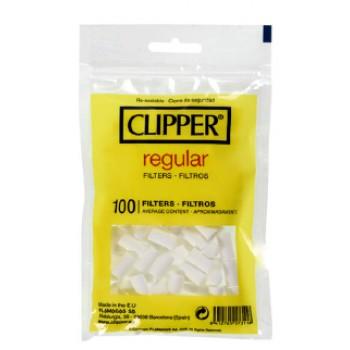Filtre rulat Clipper - 8 mm (100)