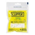 Filtre rulat Clipper - 8 mm LONG (100)