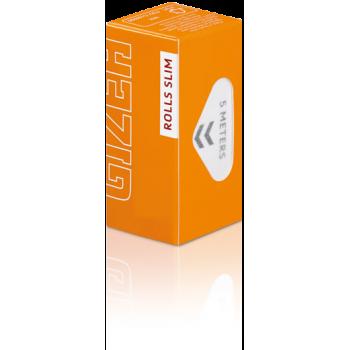 Foite rulat Gizeh - Extra Fine Orange Rola (5 m)