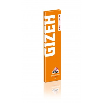 Foite rulat Gizeh - Slim Extra Fine 110 mm King Size (33)