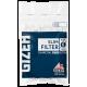 Filtre rulat Gizeh - 6 mm Slim Carbon (120)