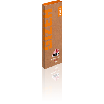 Foite rulat Gizeh - Extra Fine PURE (50)