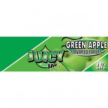 Foite rulat Juicy Jays - Green Apple / 78 mm (32)