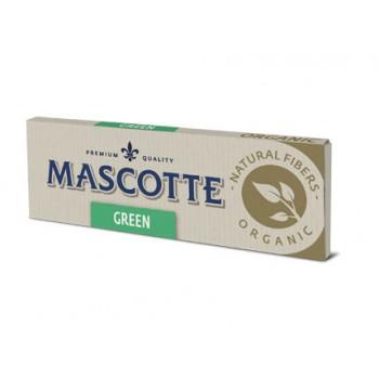 Foite rulat Mascotte - Green Organic Cut Corners (50)