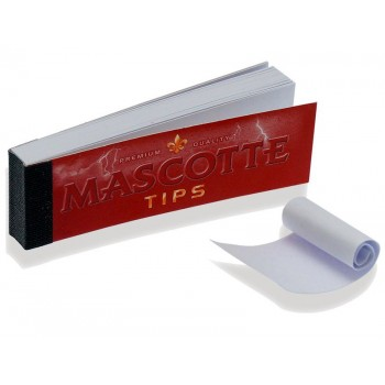 Filtre rulat Mascotte din carton - Filter Tips (35)