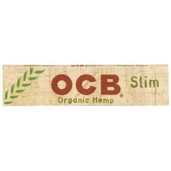 Foite rulat OCB - Organic Slim 110 mm King Size (33)