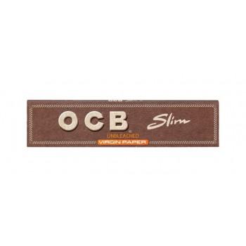 Foite rulat OCB - Virgin Paper Slim 110 mm (32)