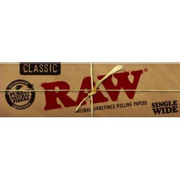Foite rulat RAW - Brown Classic (50)