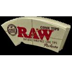 Filtre rulat RAW din carton - Perfecto Cone Tips (32)