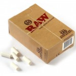 Filtre rulat RAW Cotton - Slim 6 mm (120)