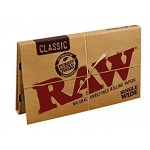 Foite rulat RAW - Brown Classic WIDE Double (100)