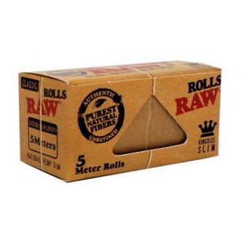 Foite rulat RAW - Slim Rola (5 m)