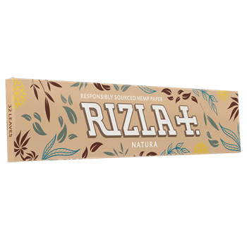 Foite rulat Rizla - Natura Organic King Size Slim 110 mm (32)