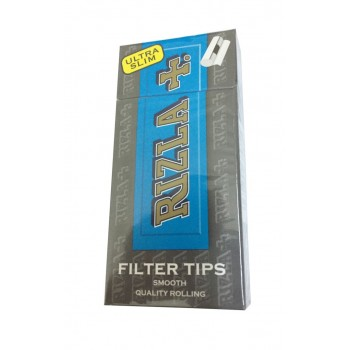 Filtre rulat RIZLA - 5,7 mm Ultra Slims Carbon Poppa Tips (120)