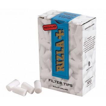 Filtre rulat RIZLA - 8 mm Regular (100)