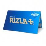 Foite rulat Rizla - Blue Double Ultra Thin (100)
