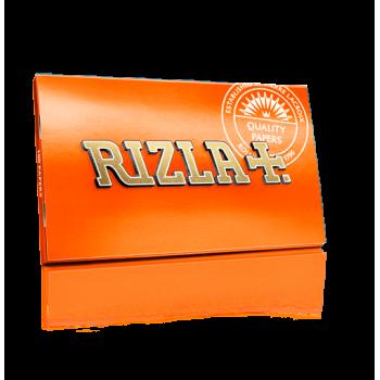 Foite rulat Rizla - Orange Double (100)