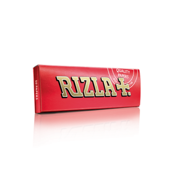 Foite rulat Rizla - Red Original (50)
