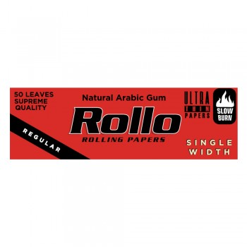 Foite rulat Rollo - Red (50)
