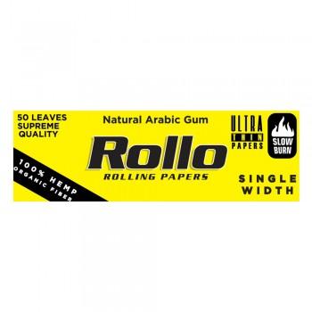 Foite rulat Rollo - Yellow Organic (50)
