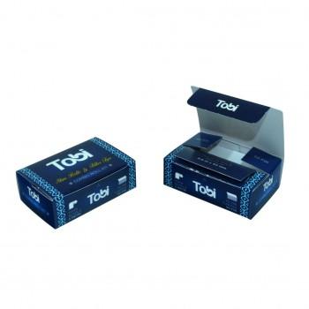 Foite rulat TOBI - Slim Rola + Filter Tips (5 m)