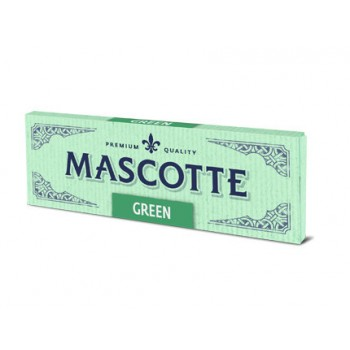 Foite rulat Mascotte - Green Cut Corners (50)