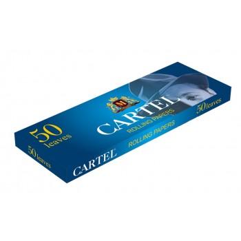 Foite rulat Cartel - Blue (50)