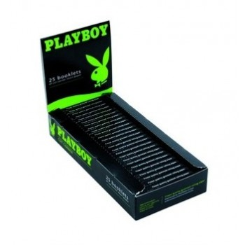 Foite rulat tutun Playboy - Green Cut Corners (50)