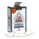 Filtre rulat Gizeh - 8 mm Carbon (100)