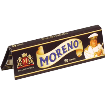 Foite rulat Moreno - Black (50)