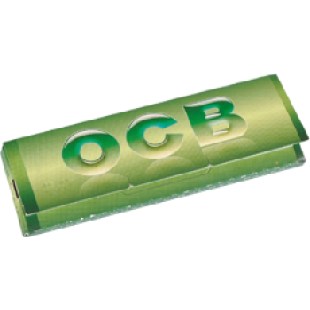 Foite rulat OCB - Standard No 8 Green Cut Corners (50)
