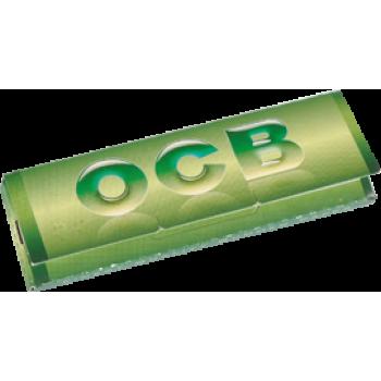 Foite rulat OCB - Standard No 8 Green Cut Corners (50)