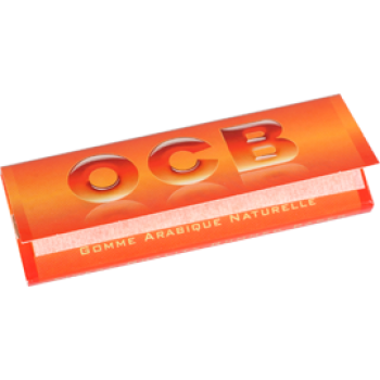 Foite rulat OCB - Orange (50)