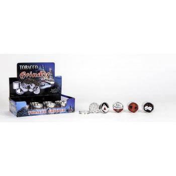 Grinder - Metal PLAY Bofil 37 mm / 3 parti