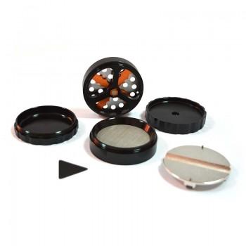 Grinder metalic - TORO Flume 55 mm / 5 parti